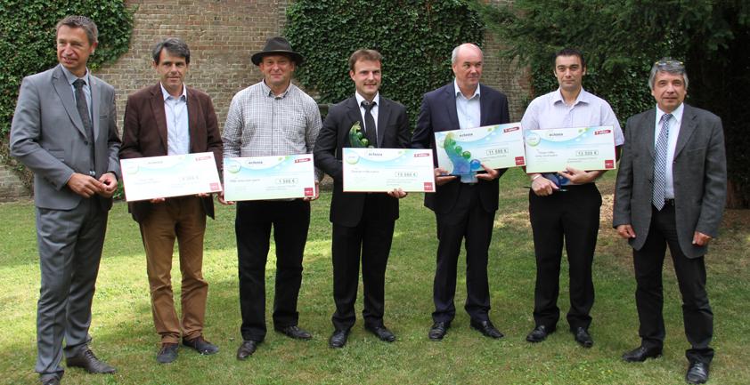 Découvrez les lauréats de la 5e édition du concours Eclosia